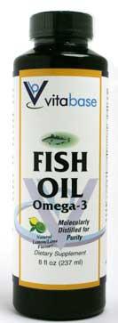 Fish Oil Liquid