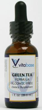 Liquid Green Tea Formula
