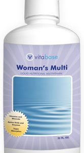Woman's Multi Liquid