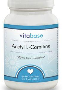 Acetyl L-Carnitine (500 mg)