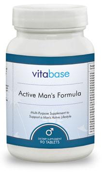 Active Man's Formula