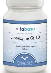 CoQ10 (30 mg)