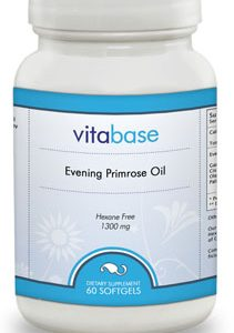 Evening Primrose Oil (1300 mg)