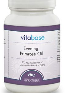 Evening Primrose Oil (500 mg)