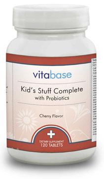 Kid's Stuff Complete with Probiotics