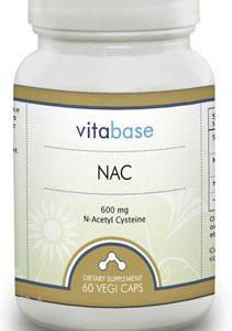 NAC (N-Acetyl Cysteine) (600 mg)