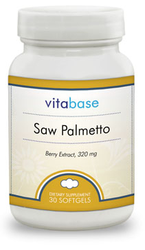 Saw Palmetto (320 mg)