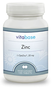 Zinc (20 mg)